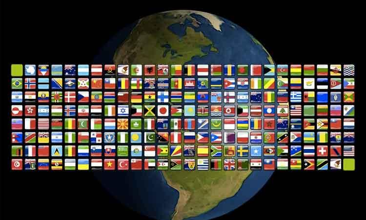 Daftar Nama nama Negara yang Ada di Dunia Beserta Ibu Kotanya [Lengkap]