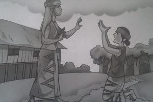 Cerita Rakyat Nusantara: Legenda Batu Menangis | Dongeng Anak