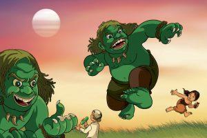 Cerita Rakyat: Legenda Timun Mas dan Raksasa Hijau | Dongeng Anak