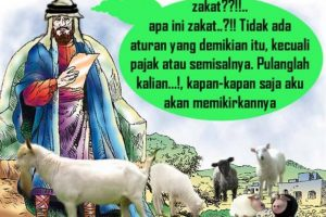 Kisah Tsa'labah Bin Hathib | Kisah Singkat Sahabat Nabi