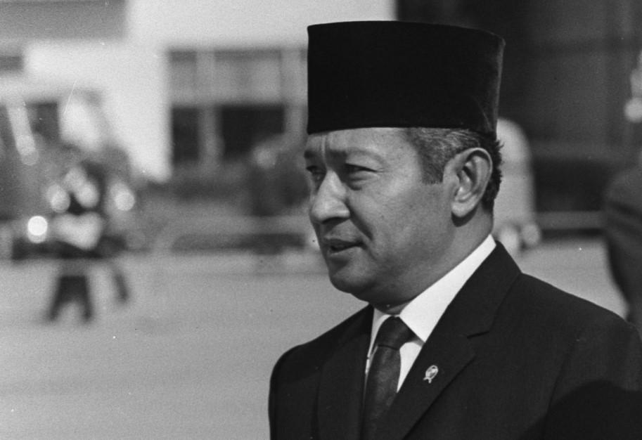 Biografi Soeharto, Sang Bapak Pembangunan Nasional