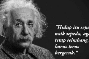 114 Contoh Kata Kata Albert Einstein yang Menginspirasi [Indonesia dan Inggris]