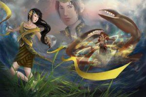 Cerita Rakyat Nusantara: Legenda Ande Ande Lumut (Lengkap dengan Video)