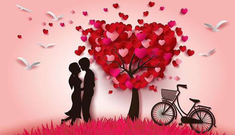 4 Contoh Puisi Cinta Untuk Sang Kekasih Atau Pujaan Hati