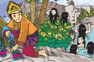 Cerita Rakyat: Legenda Jaka Tarub dan 7 Bidadari (Lengkap dengan Video)