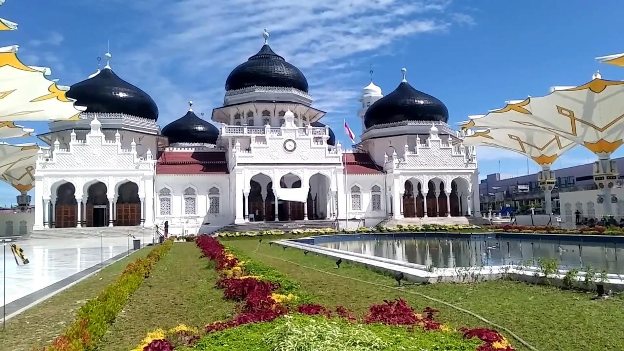 Profil Provinsi Nanggroe Aceh Darussalam (NAD) | Agama, Adat dan Pendidikannya