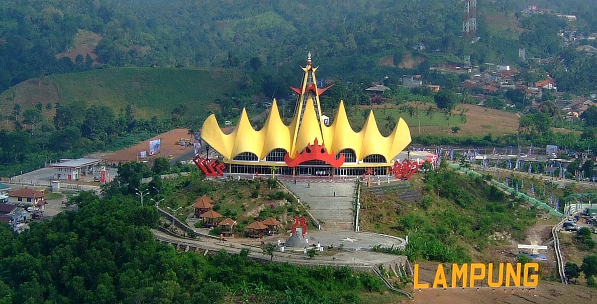 Profil Provinsi Lampung | Sejarah, Wilayah dan Potensi Daerahnya