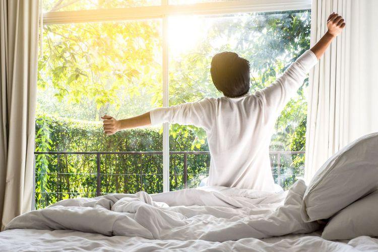 11 Tips Agar Terbiasa Bangun Pagi Setiap Hari, Ampuh!