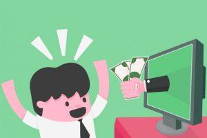 10 Cara Menghasilkan Uang Melalui Internet (Bisa Bikin Cepet Kaya)