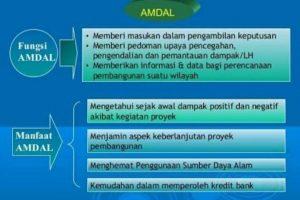 Pengertian AMDAL Beserta Fungsi dan Manfaatnya [Lengkap]