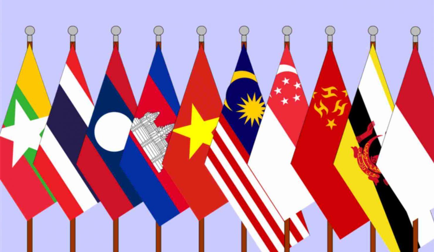 Nama Anggota Negara Asean | Gambar Peta dan Isi Perjanjiannya [Lengkap]