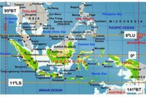 13 Keuntungan yang Diperoleh dari Dampak Letak Astronomis Indonesia