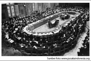 Tak Boleh Lupa | Yuk Pahami Sejarah Mengenai Konferensi Meja Bundar