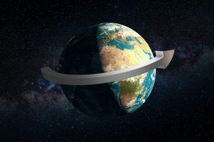 Akibat Rotasi Bumi   Terjadinya Perbedaan Waktu Siang dan Malam