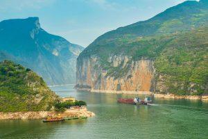 Sungai Terpanjang di Asia yang Bahkan Melalui Beberapa Negara di Eropa