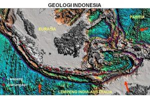 Letak Geologis Indonesia serta Dampaknya terhadap Keadaan Nusantara