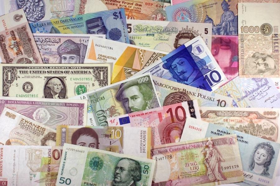 193 Daftar Nama Mata Uang di Dunia [Lengkap]