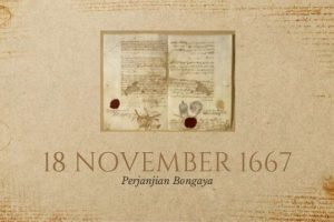 Perjanjian Bongaya | Tanda Kekalahan Kerajaan Gowa atas VOC Belanda