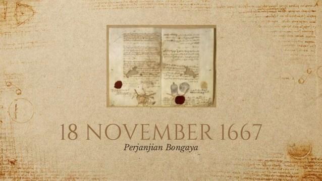 Perjanjian Bongaya