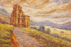 Bukti Situs Bersejarah Peninggalan Kerajaan Kalingga (Kerajaan Ho-ling)