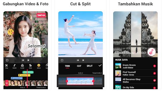 15 Daftar Aplikasi Edit Video Terbaik di Android 2019