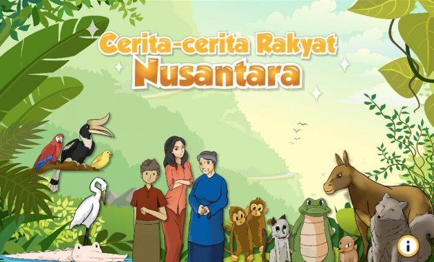 Kumpulan Cerita Rakyat Indonesia dari Berbagai Daerah | Legenda Nusantara